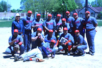 Unidom Softball Team